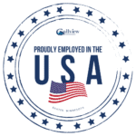 Employed in the USA