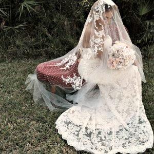 Bridal Veils & Mantillas