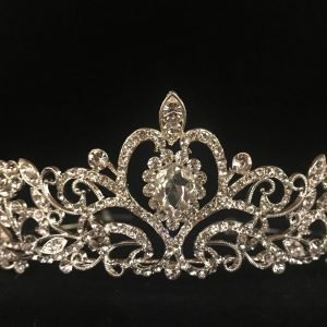 Shiny Crystal Headband Tiara, Beautiful Bridal Crowns For ladies