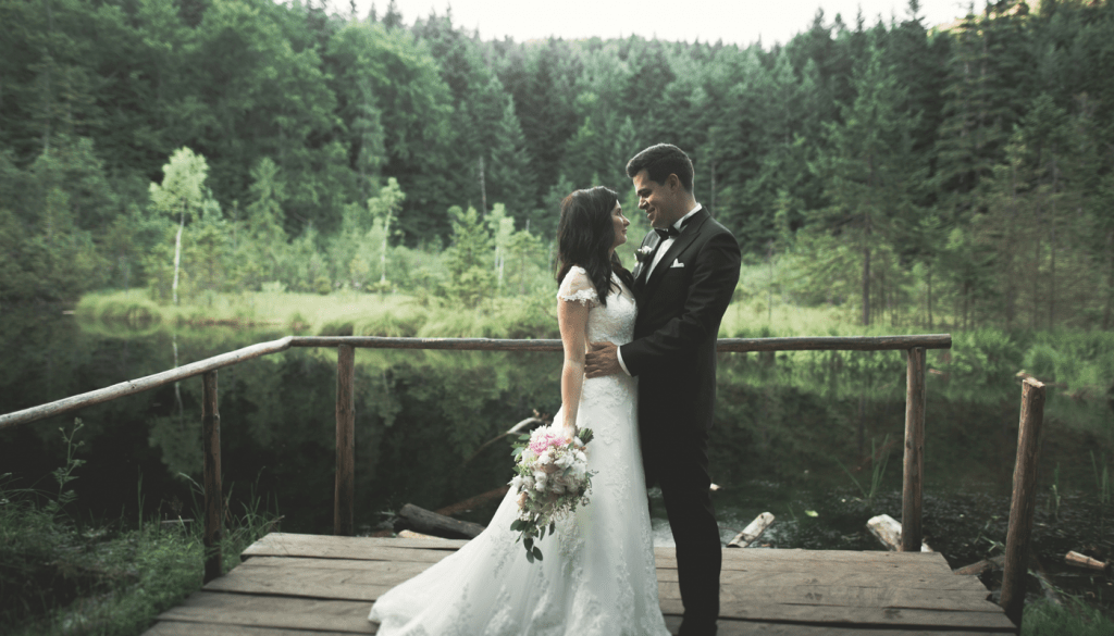 Beautiful and Classy wedding Gown