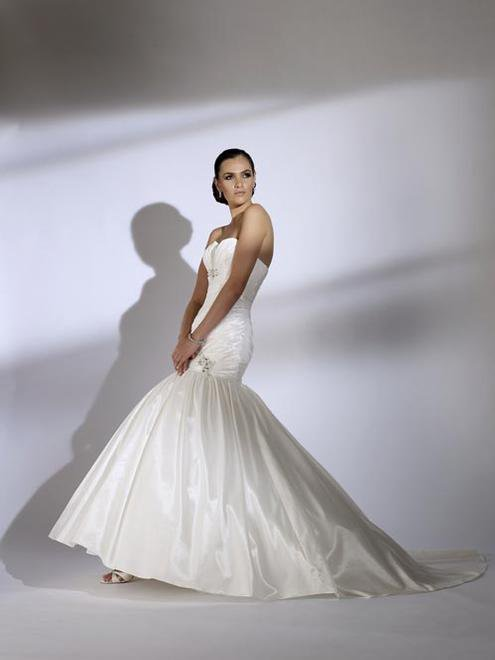 Mermaid Fitted Bridal Gown