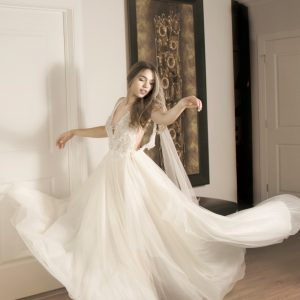 Victoria wedding dress