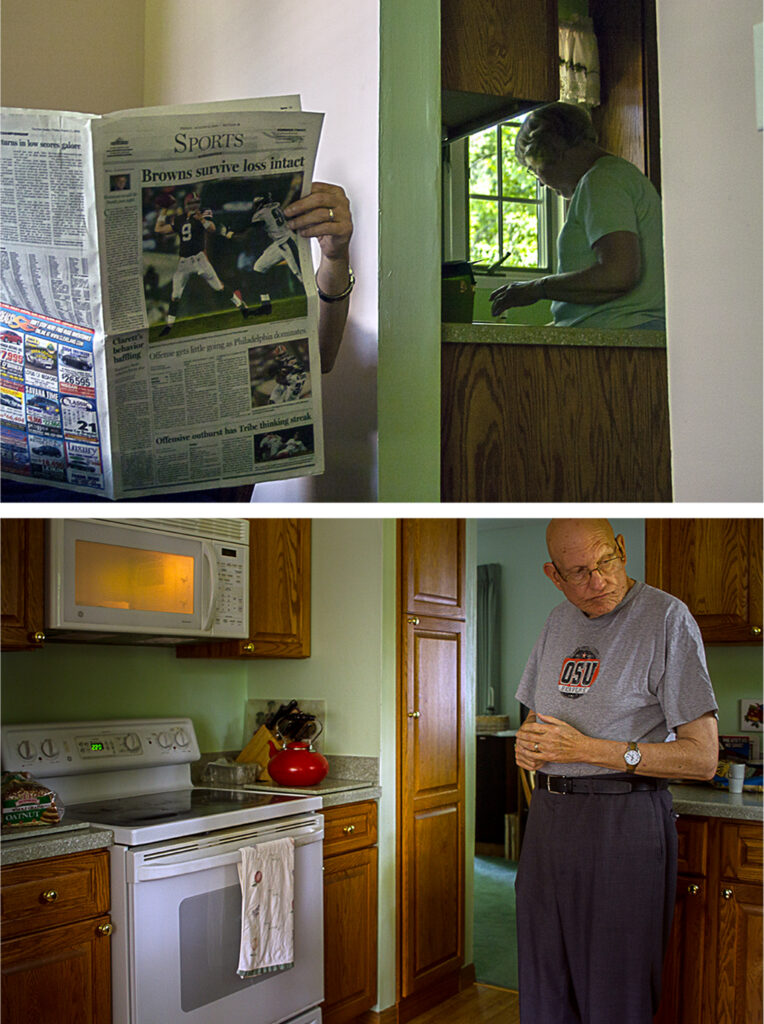 12pm – Making Lunch 2006/2016