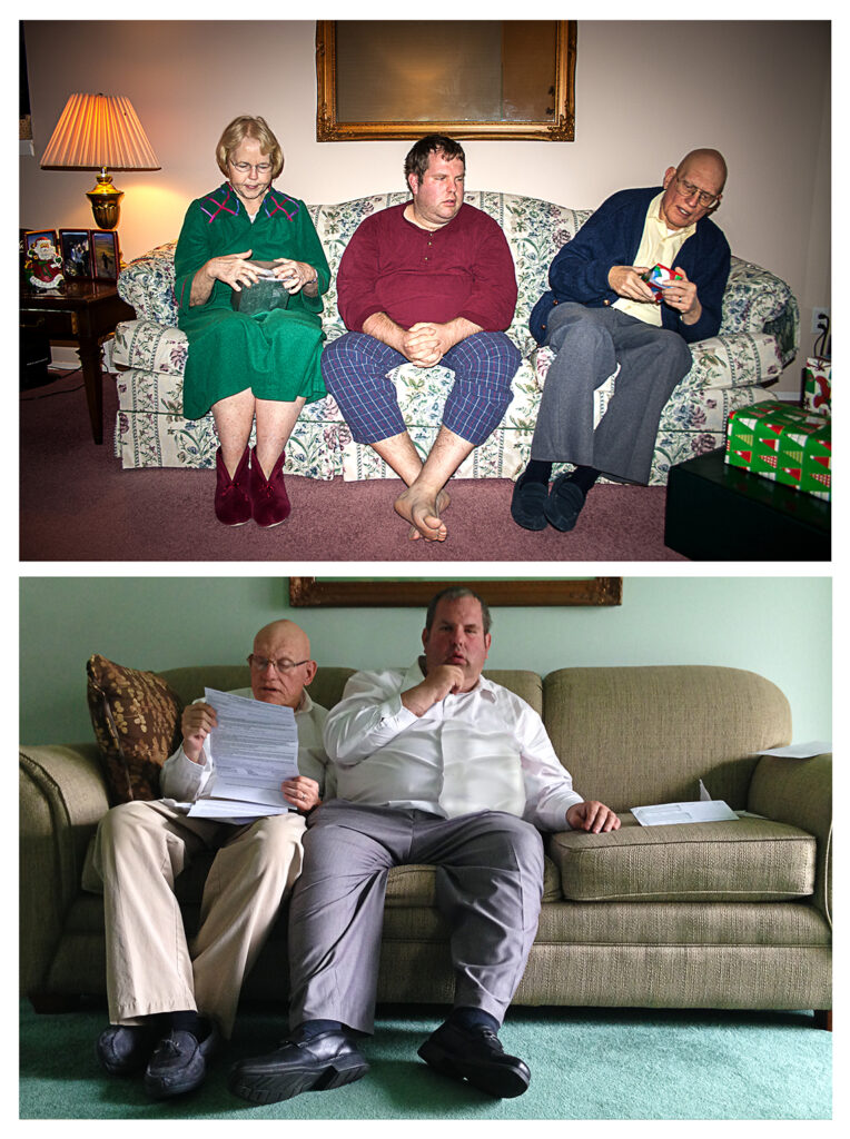 7am – Living Room Couch 2006/2016
