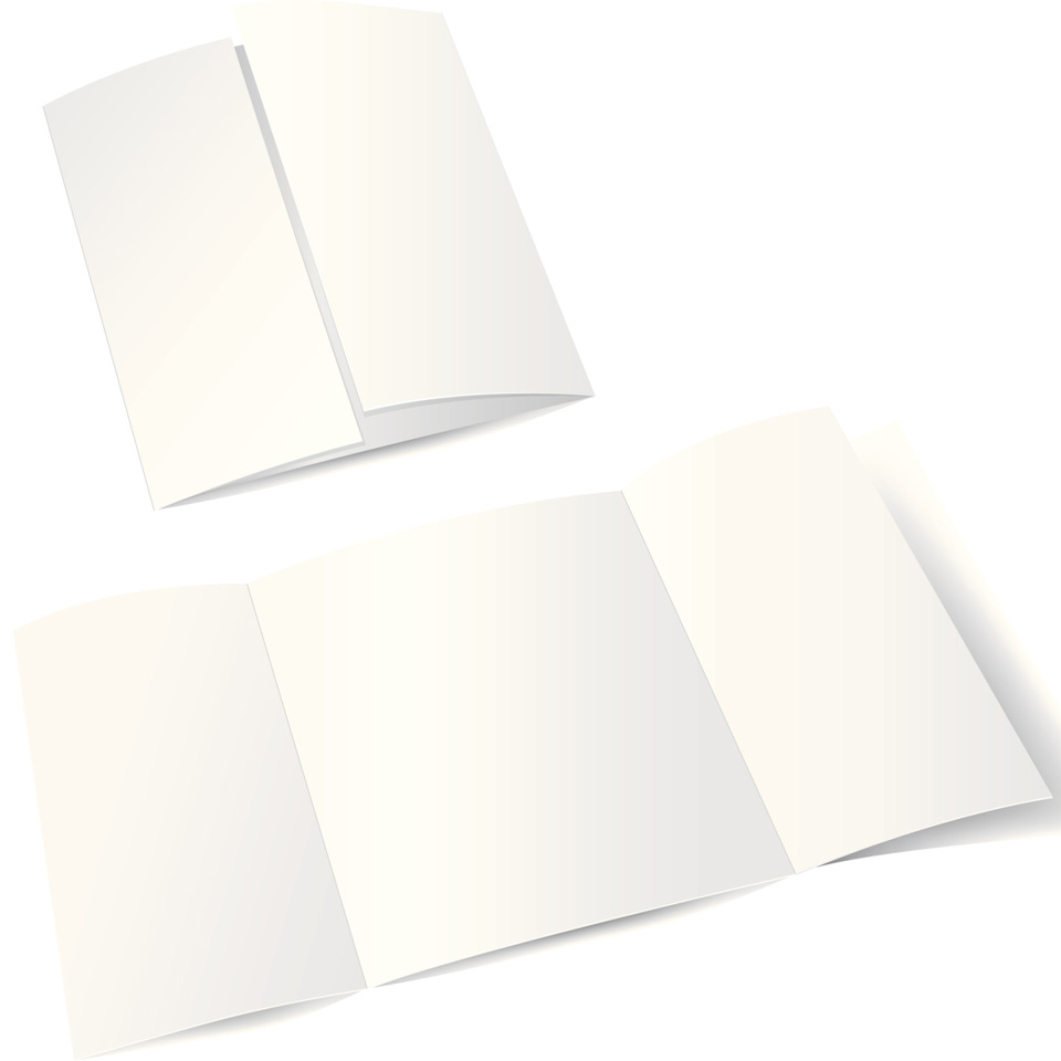 Direct Mail Folded Format
