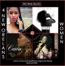 4 NEW ORLEANS WOMEN: VOCALISTS YOU SHOULD KNOW