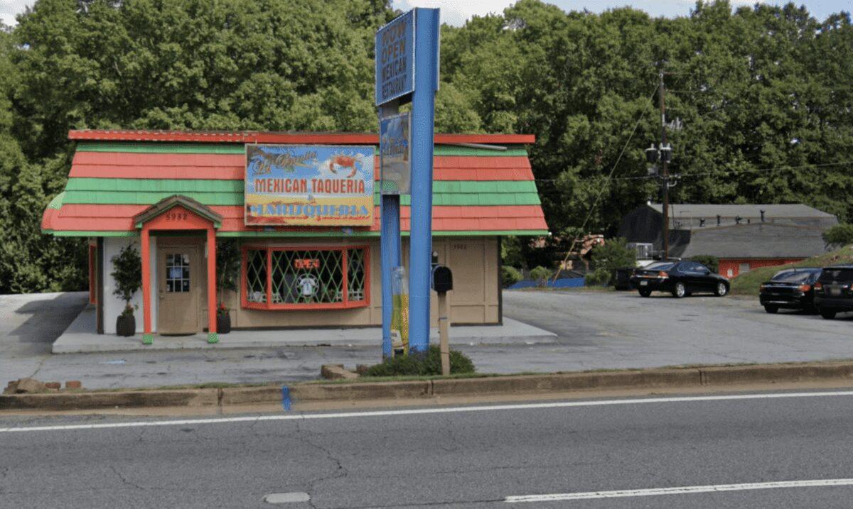 La Bonita Marisqueria Mexican Restaurant, 5982 Old Dixie Road, Forest Park, GA