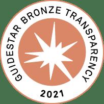 Guidestar Bronze Transparency Seal, guidestar.org