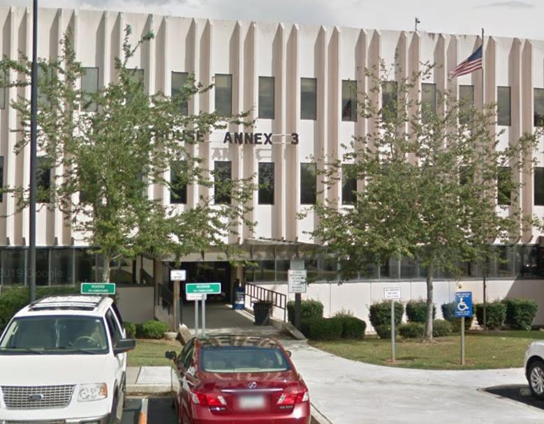 Clayton County Probate Court Annex III exterior