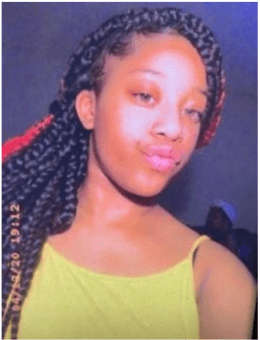 Machiya Martin, 15, went missing from her home in Rex, Georgia September 15, 2021.