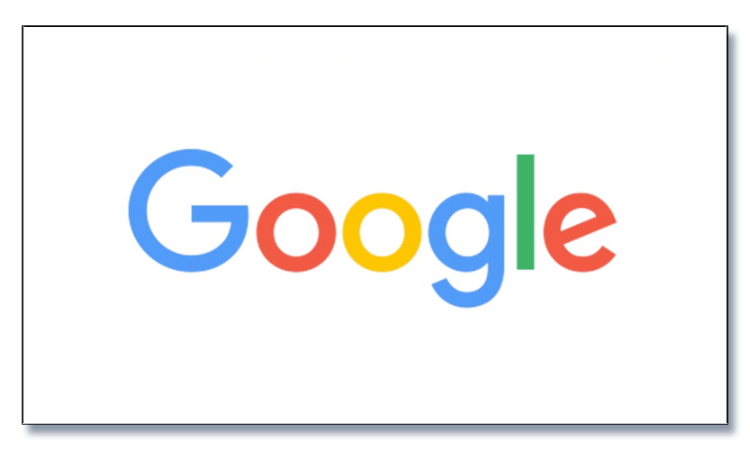 Google Logo and link to google