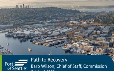 The Port of Seattle A Path To Recovery