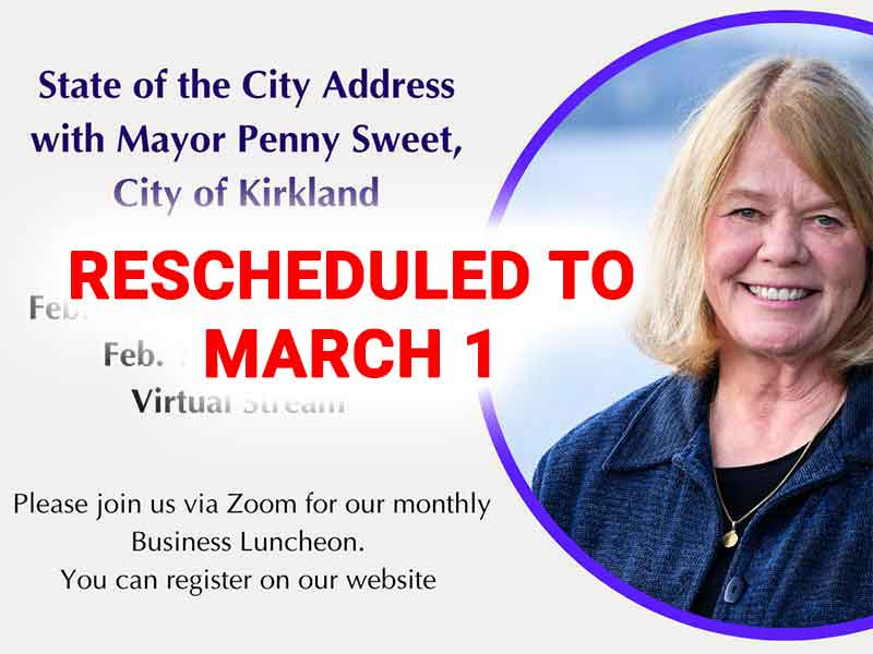 Announcement of the 2021 Mayor State-of-the-City Address via Virtual Stream