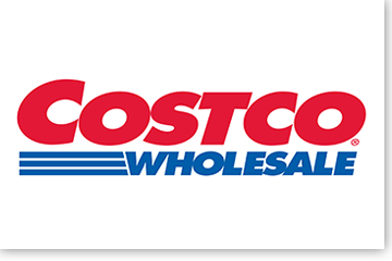 Image of the Costco Logo with link to Consco website
