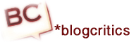 Blogcritics logo