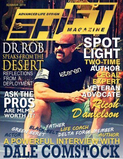 Advanced Life Design | Shift Magazine