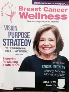 BREAST CANCER WELLNESS COVER