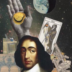Robert Magrisso The God of Spinoza