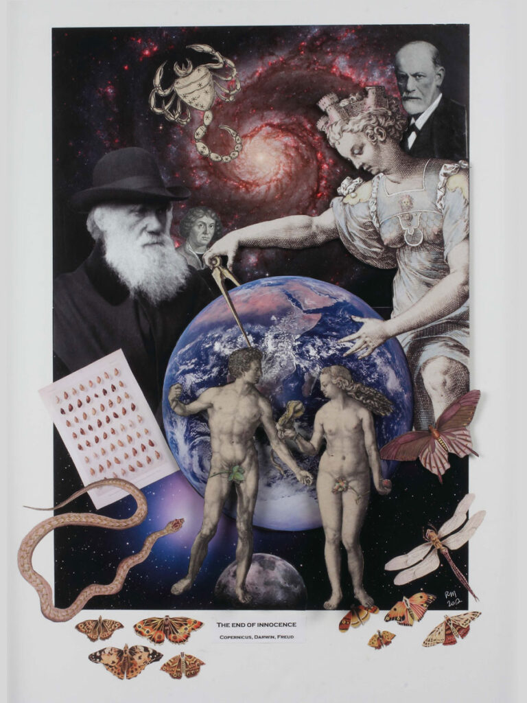 Robert Magrisso Night Sky Theology
