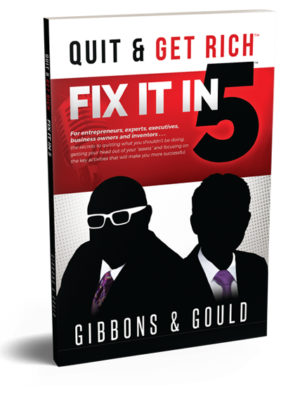 Carl-Gould-Quit-And-Get-Rich-Fix-It-In-5-Book-Cover