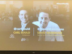 Carl-Gould-David-Mammano-Smart-Hustle-Magazine-Event