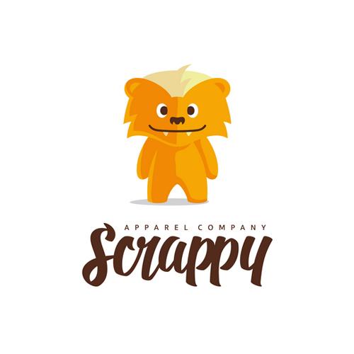 Scrappy-Apparel-Company-Logo-page
