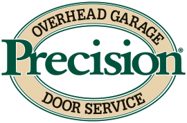 Precison-Overhead-Garage-Door-Services-logo-page