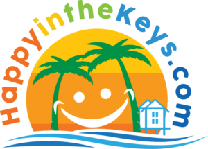 happy in the keys logo