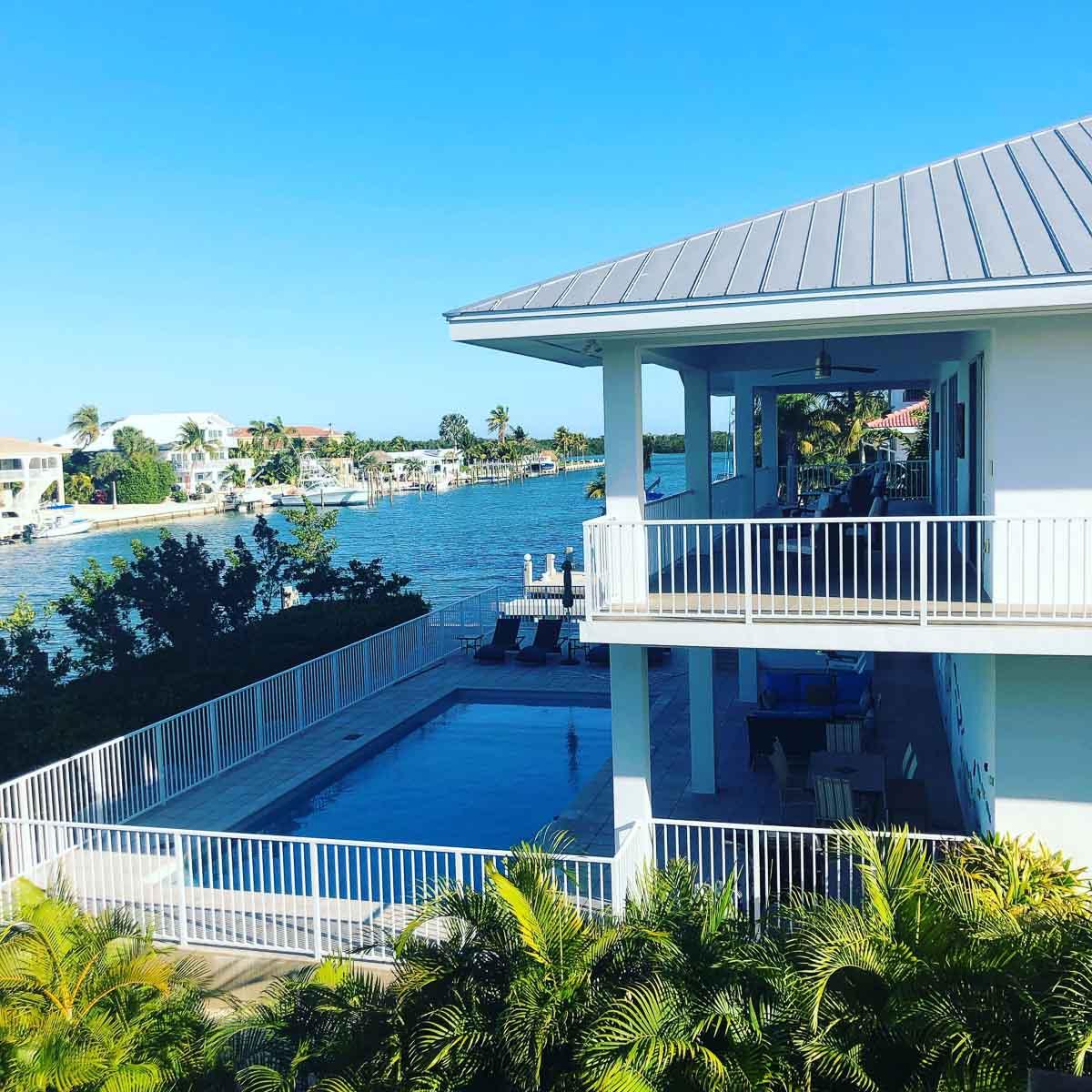 luxury vacation home florida keys