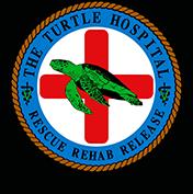sea turtle hospital logo