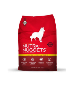 Nutra Nuggets Lamb Meal & Rice- El Señor Agro
