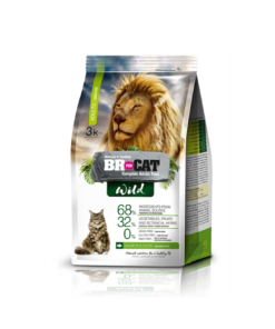 Br for cat Wild Compete Adults Food