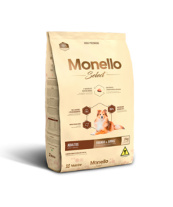 Monello Select Dog Pollo Y Arroz- el señor agro