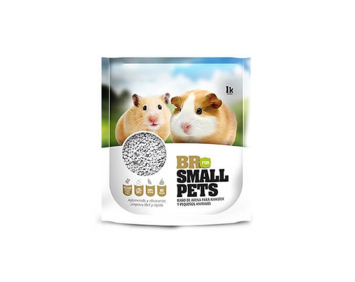 Arena Br For Small Pets 1 Kg.