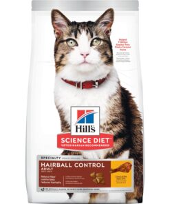Hill's Science Diet Hairball Control Adult 15.5Lb
