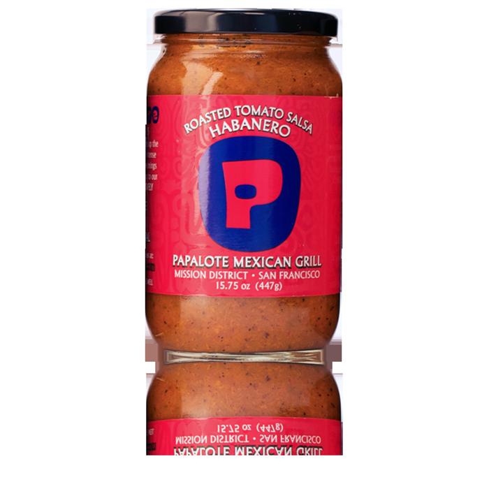 Habenero salsa