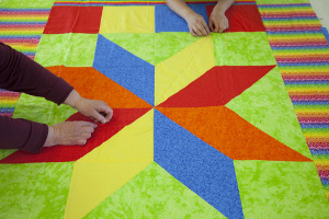 Coffee Creek Quilters was founded in 2002
