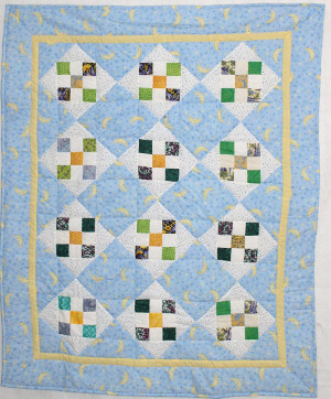 Quilt donations