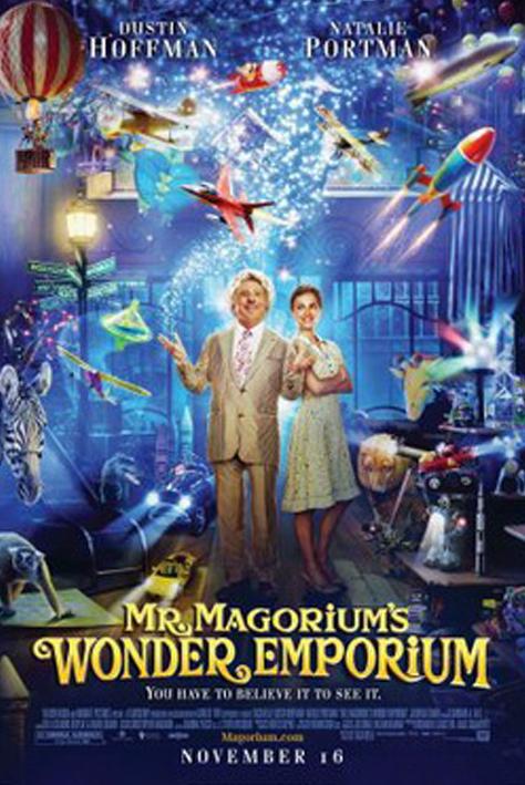 Mr. Magoriums Wonder Emporium