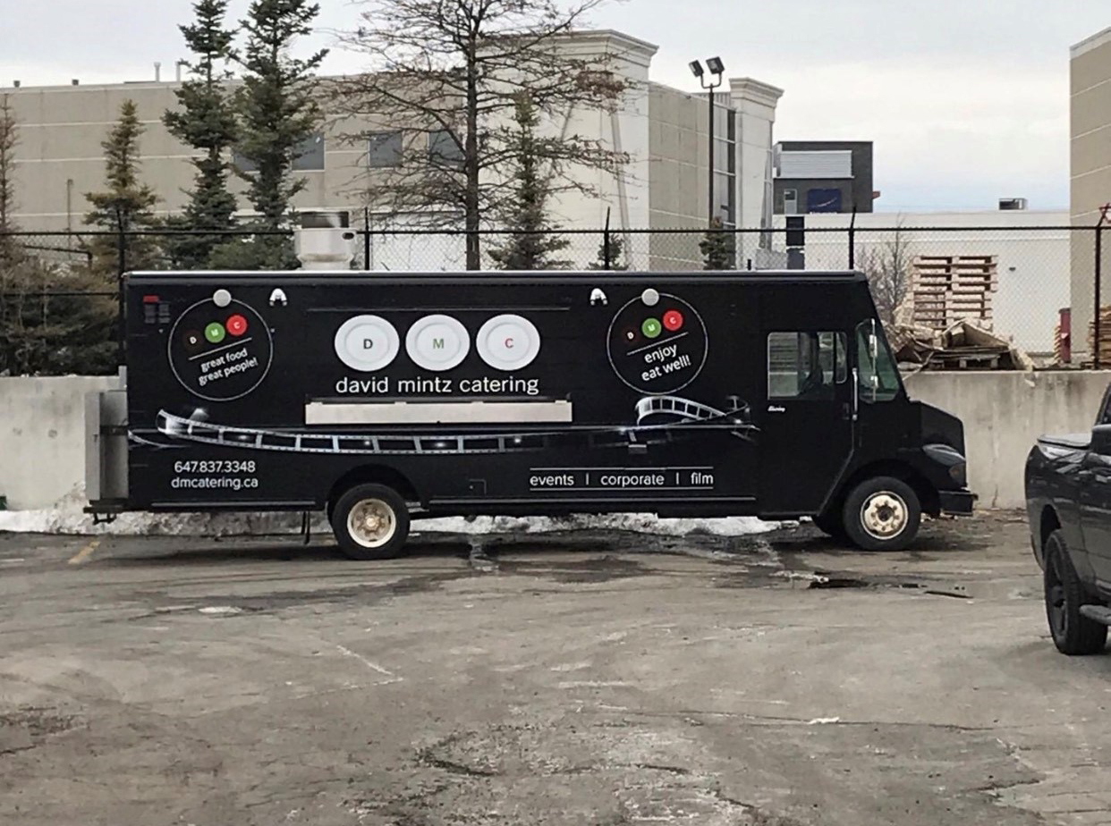 DM Catering Food Truck