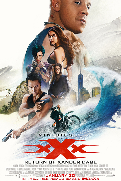 XXX – Return of Xander Cage