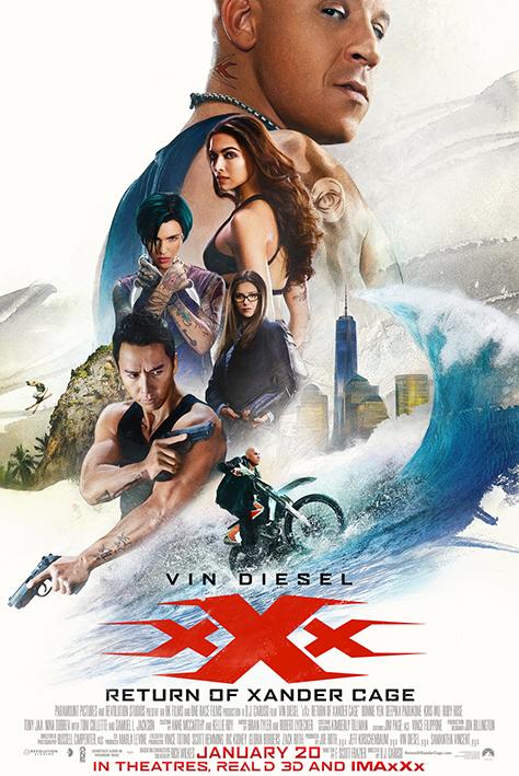 XXX – Return of Xander Cage