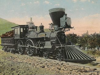 The General Postcard