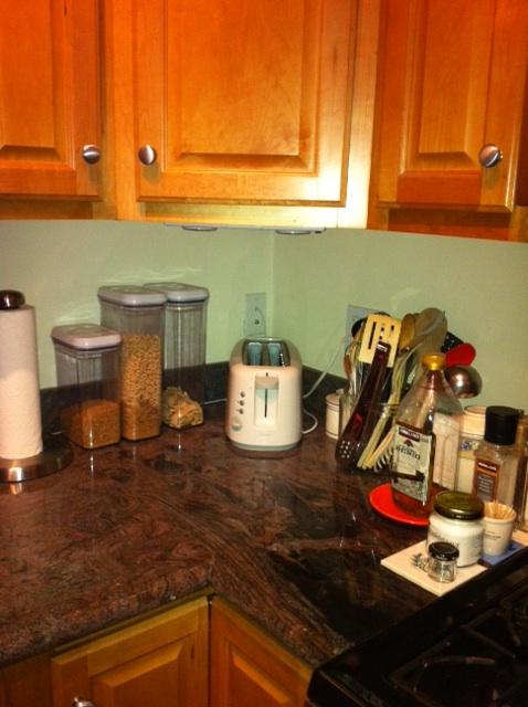 Jane's Kitchen After