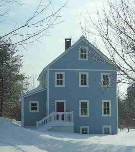 Maine Winter Home
