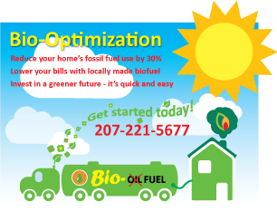 Bio20 Biofuel is a great choice for a greener home with little to no initial investment!