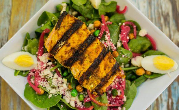 Five Health Benefits of Eating Salmon