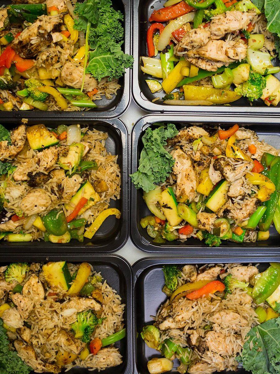 Heat and Eat Prepared Meals at Sidewalk Chef Kitchen
