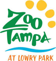 Zoo Tampa at Lowry Park logo