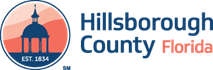 Hillsborough County Board of County Commissioners logo